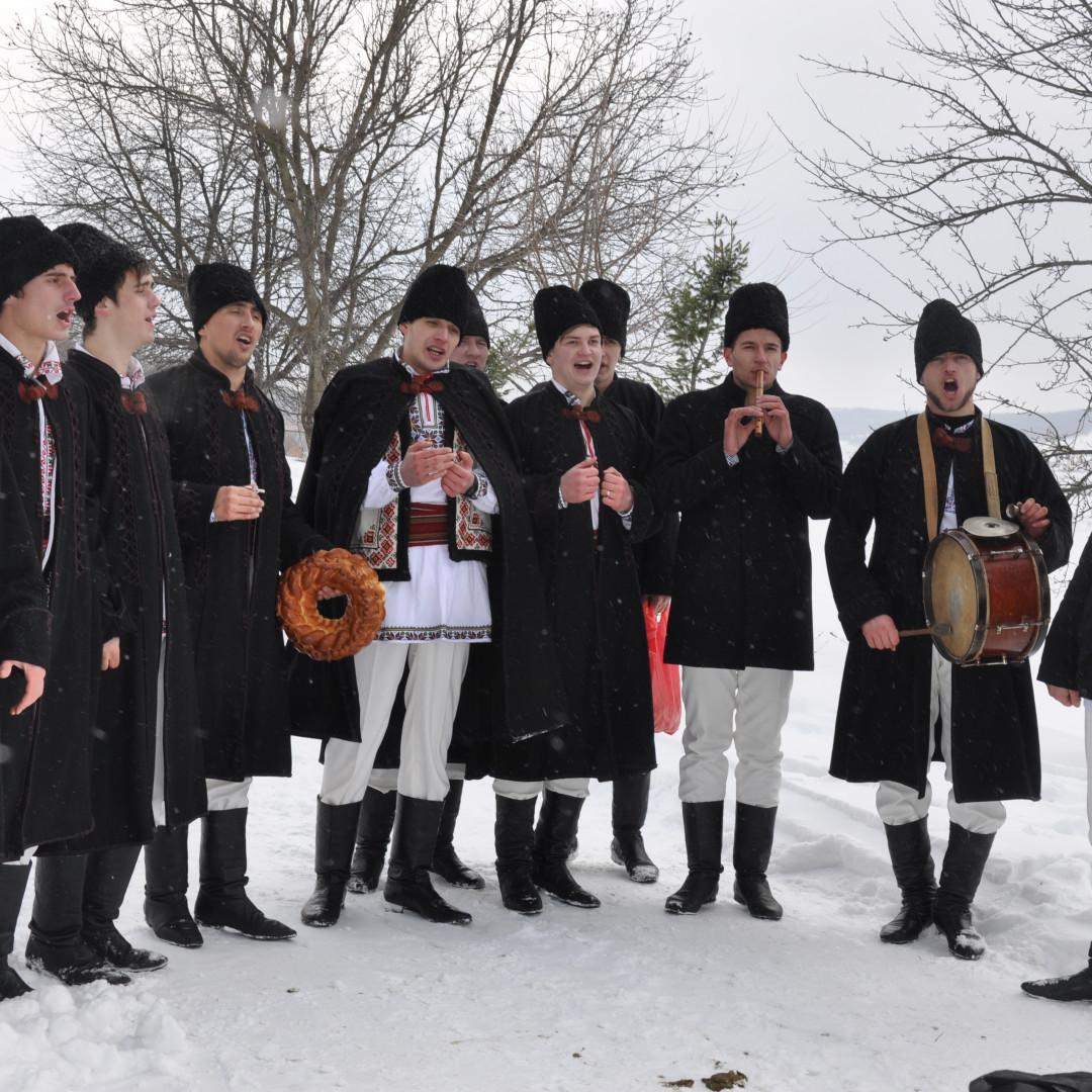 Obiceiuri românești de Crăciun